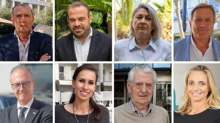 El hotelero Francisco Miralles culmina este sábado la sección de entrevistas
