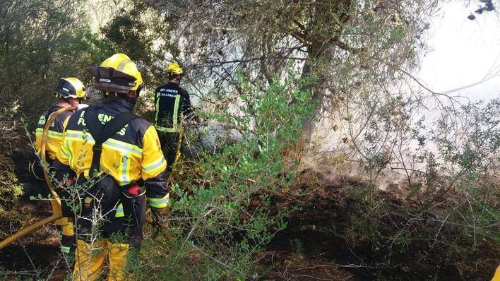 Baleares registra 70 conatos y 7 incendios forestales hasta agosto