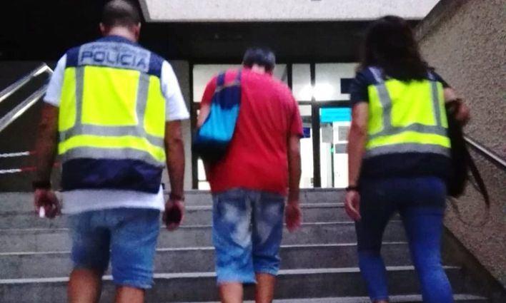 Detenido en Palma por abusar sexualmente de las nietas menores de su pareja durante tres años