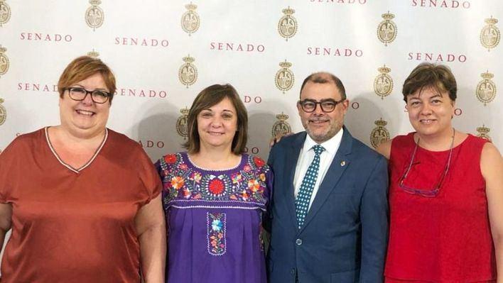Cosme Bonet presidirá la Comisión de Hacienda en el Senado