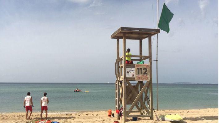 Cuatro fallecidos por ahogamiento durante el mes de julio en Baleares