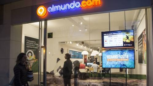 Iberostar vende Almundo.com al grupo brasileño CVC