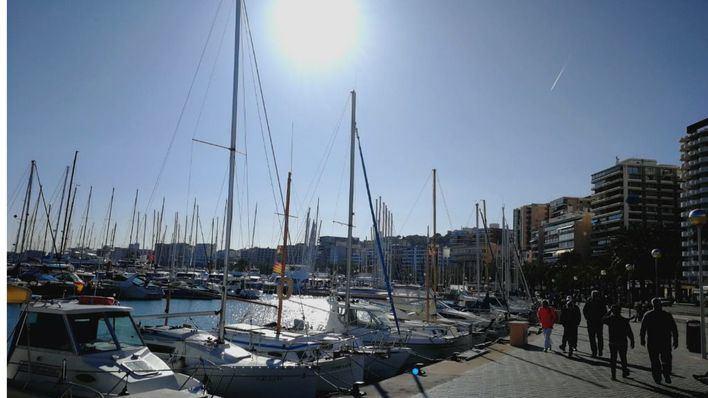 Este domingo se prevé muy caluroso en Baleares