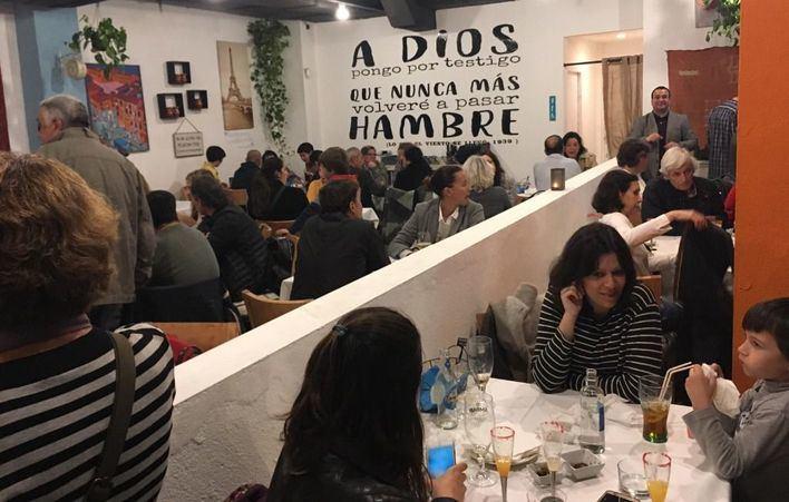 Las familias baleares gastan al año 2.900 euros en comer fuera de casa