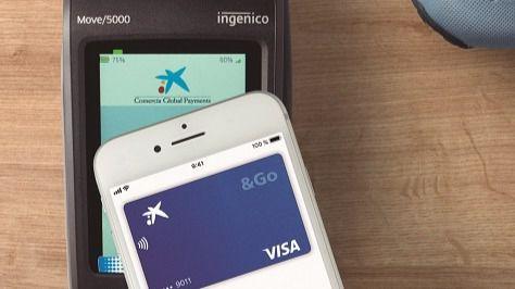 CaixaBank alcanza el millón de clientes que usan el móvil para pagar