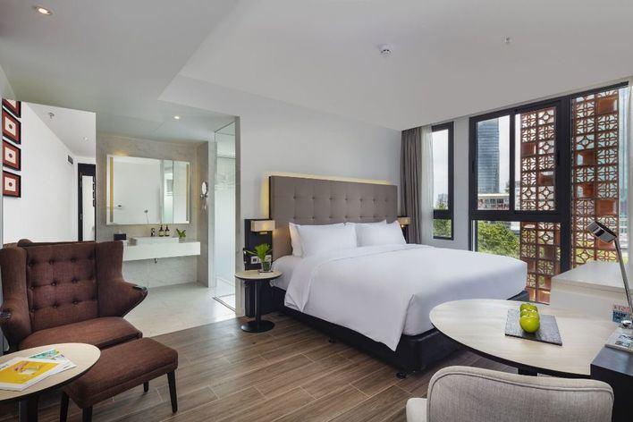 Meliá amplía su huella en Vietnam con el Hotel INNSiDE Saigon Central