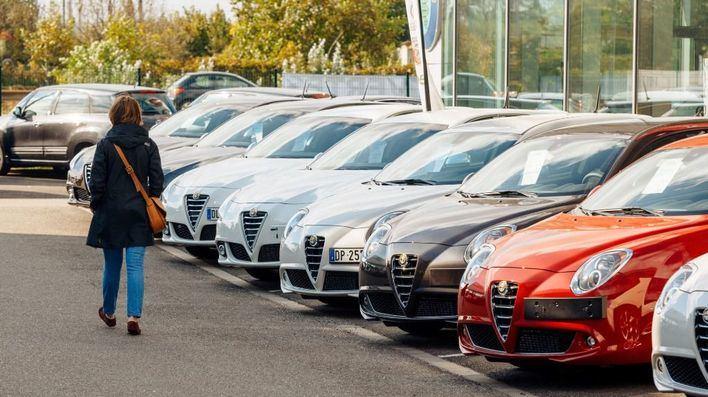 Las ventas de coches usados suben un 4,5 por ciento en Baleares