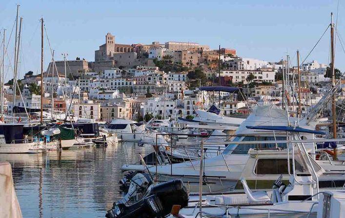 Las matriculaciones de embarcaciones de recreo crecen un 6,6 por ciento en Baleares