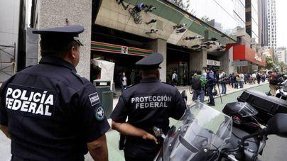 Unos atracadores asaltan la Casa de la Moneda de Ciudad de México