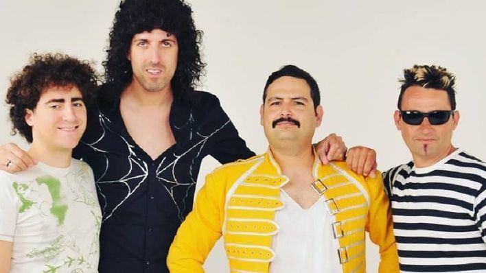 Los mallorquines Queen Forever llegan a Les Nits d'Alcudiamar