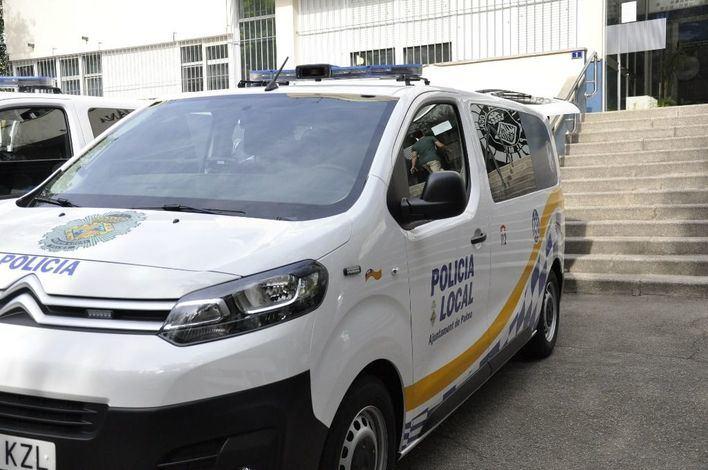 La Policía Local de Palma suma dos furgones para su Unidad de Intervención Inmediata