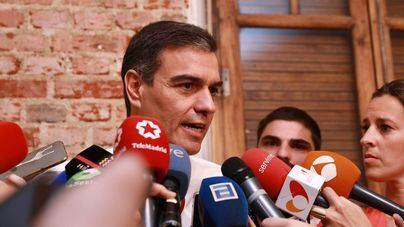 Sánchez volverá a reunirse con los partidos políticos a finales de agosto