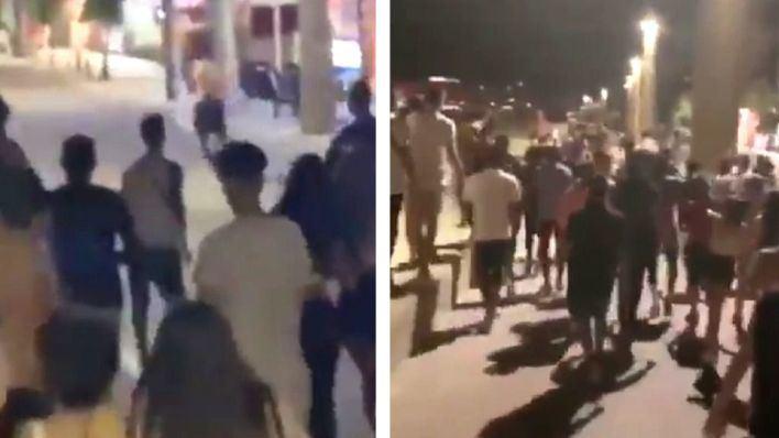 Cinco detenidos por la agresión en grupo a un menor en Playa de Palma