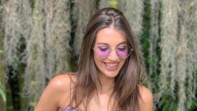 Ana Guerra en el videoclip de 'Sayonara'.