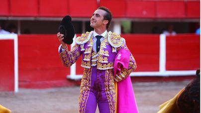 'El Fandi', triunfador de la noche de toros en Palma