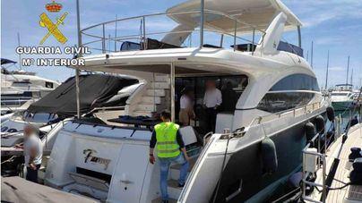 Recuperan en Turquía una embarcación de lujo robada en Palma
