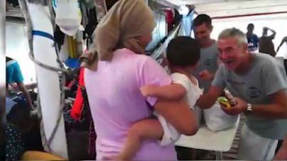 El Open Arms recoge a 39 migrantes más
