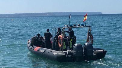 Hallan el cadáver de un hombre flotando en aguas del Portitxol