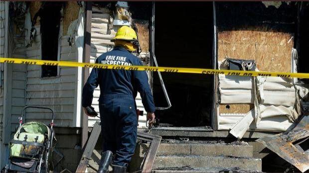 Cinco niños mueren en un incendio de una guardería en Pensilvania