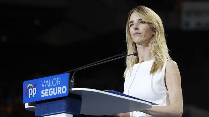 Cayetana Álvarez de Toledo advierte de