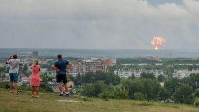 Rusia cancela una evacuación tras la explosión nuclear
