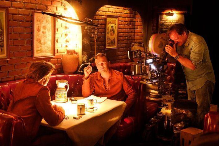 Lluvia de estrellas con el estreno en cines de 'Érase una vez en... Hollywood'