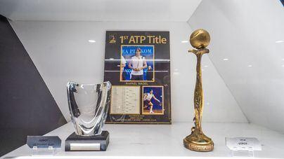 Quince años del primer titulo de Rafa Nadal