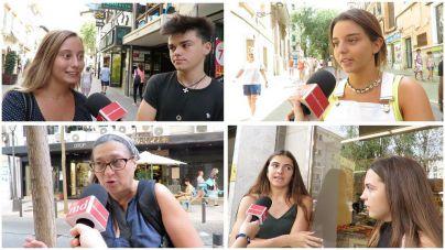 Cambio climático: los ciudadanos de Palma explican su postura frente al gran reto