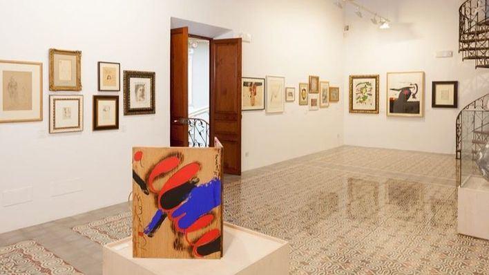 El artista mallorquín Pep Guerrero expondrá en el museo modernista Can Prunera