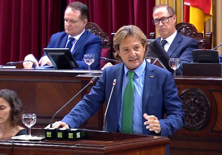 Vox pide explicaciones al Govern sobre la tasa de abandono escolar en Baleares