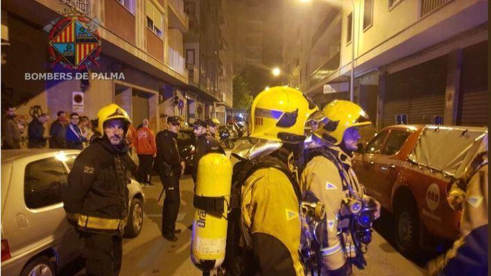 El Ayuntamiento de Palma estudia integrar a los bomberos en la red pública de emergencias TetraIB
