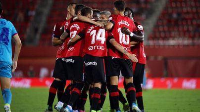 El Mallorca vuelve a Primera con victoria