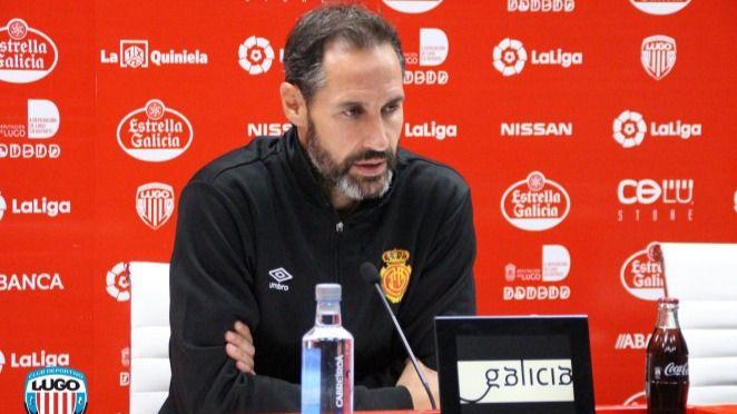 Vicente Moreno: 'Para ganar en Primera hay que sufrir mucho'