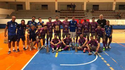 El Palma Futsal tira 'de casta y calidad' para ganar el primer trofeo de la pretemporada