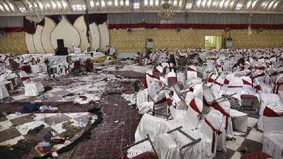 Una ataque suicida con bomba en una boda deja al menos 63 fallecidos en Afganistán