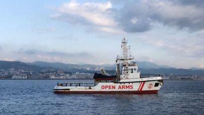 España actuará contra Italia ante la Unión Europea por rechazar el desembarco del open Arms