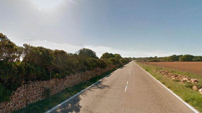 Hallado el cadáver en estado de descomposición de un hombre en la carretera de Cap Blanc