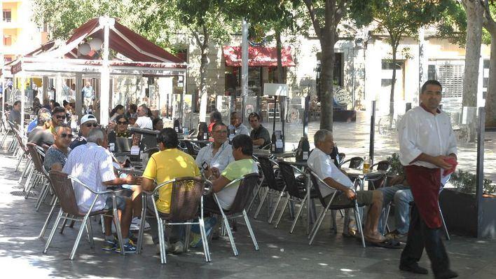 El sector turístico de Baleares aumenta un 1,3 por ciento sus afiliados a la Seguridad Social
