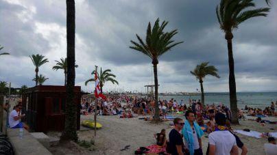 Alivio de calor y sol este martes en Baleares