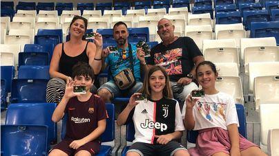 La afición se vuelca en renovar su apuesta por el Palma Futsal