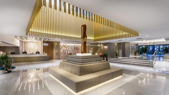 El Riu Palmeras, primer hotel de la cadena en Canarias, reabre con categoría Riu Palace