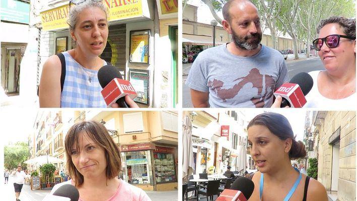 Los ciudadanos de Palma reclaman facilidades para tener hijos