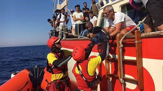 ANÁLISIS ¿Y después del Open Arms?: la política migratoria de la UE en entredicho