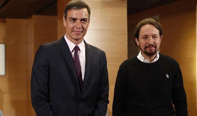 El PSOE ve 'inviable' la coalición con Podemos