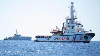 El Open Arms permanecerá en Italia dos semanas sin inmigrantes, a la espera de la investigación de fiscalía
