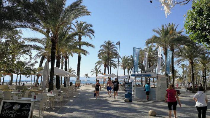 Bajan las temperaturas, pero se mantiene el riesgo extremo de incendio en Mallorca