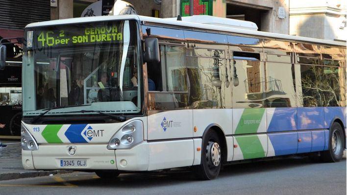 La EMT transporta más de 4 millones de pasajeros en julio