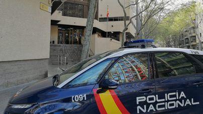 Detienen a un joven de 21 años gracias a que perdió el móvil en la furgoneta que desvalijó en Palma