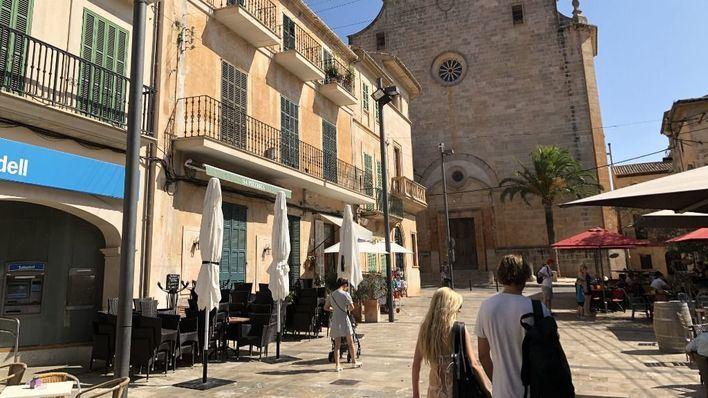 Santanyí multará con hasta 3.000 euros comportamientos incívicos
