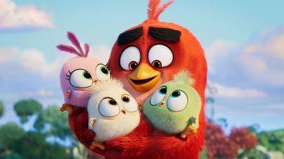 Llega a los cines la nueva aventura de los 'Angry Birds'